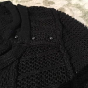 All Saints Sweaters - All Saints cropped sweater